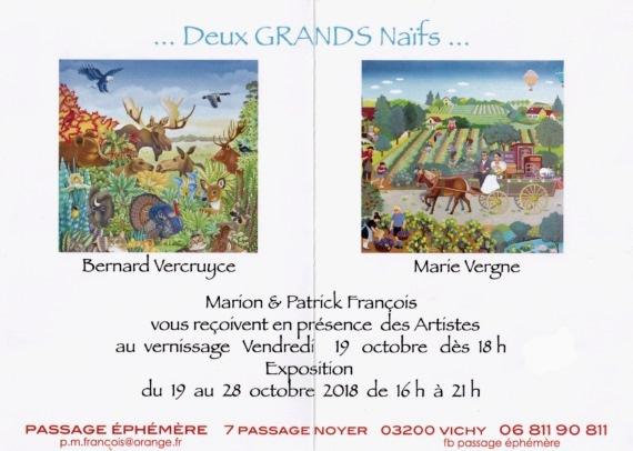 Vercruyce - Vergne