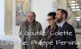 Exposition Paul Goutille - Hôpital