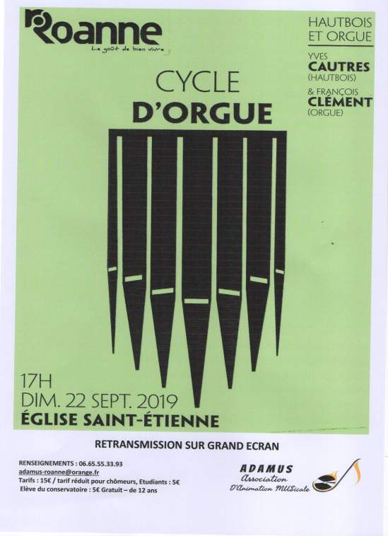 affiche cycle d'ORGUE-l